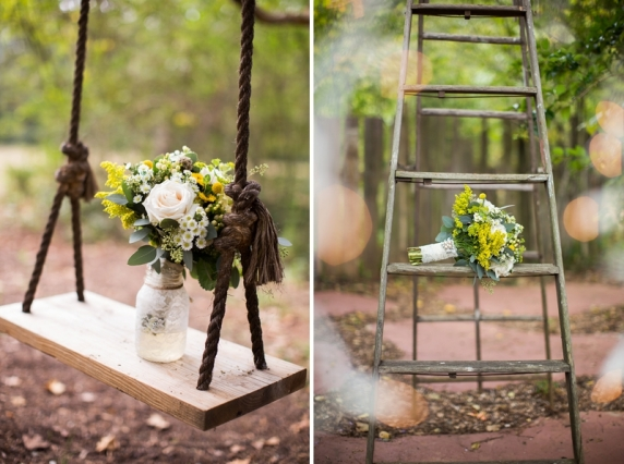 Rustic Georgia Wedding Venue