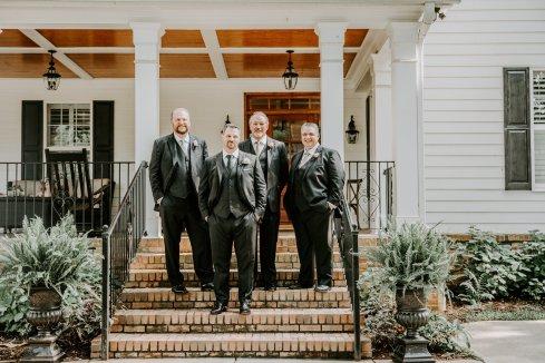 9 Oaks Farm - Padgett Wedding34