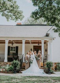 9 Oaks Farm - Padgett Wedding42