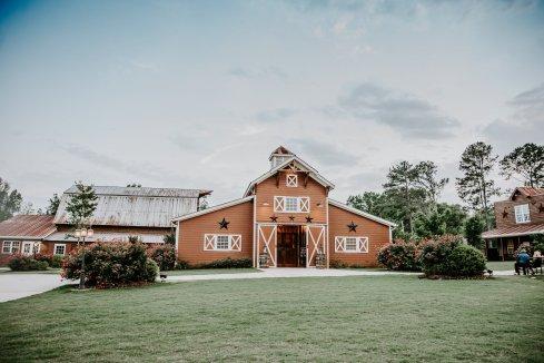 9 Oaks Farm - Padgett Wedding69